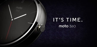Its Time. For The Moto 360