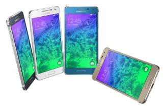Samsung Introduces Evolutionary Galaxy Alpha Smartphone